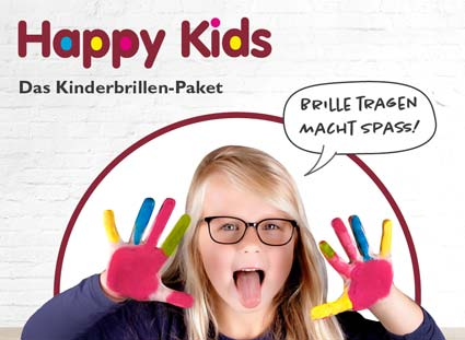Happy Kids Kinderbrillen